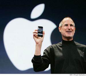 Steve Jobs Back at Apple